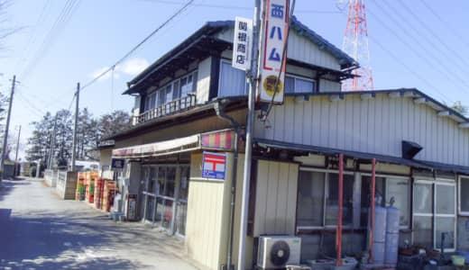 熊谷妻沼「関根商店」のメンチカツとコロッケ