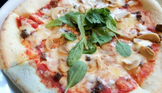 埼玉県民の味!「るーぱん」のピザ