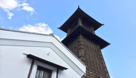 川越さんぽ。歴史的な建物が残る蔵造りの町