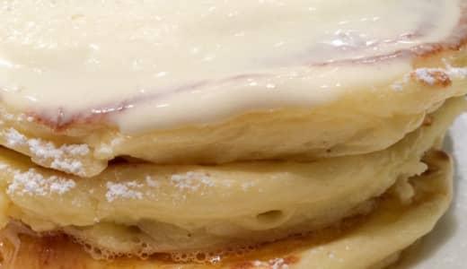 羽生イオン「TSUKKY'S CAFE(ツッキーズカフェ)」の手作りふわふわパンケーキ