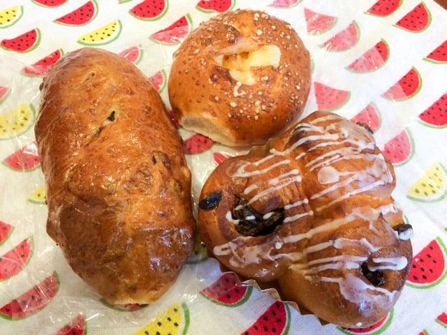 北本「Cha-Cha(チャチャ)」のパン
