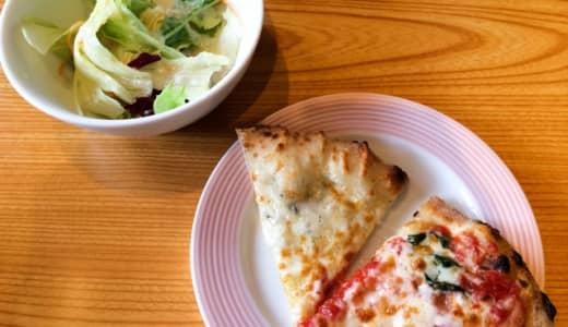 行田「ピッツェリア馬車道」10種類のピザ食べ放題ランチ