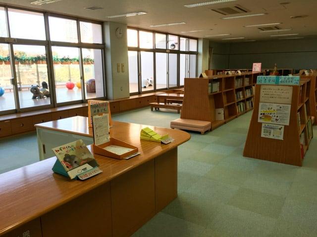 上尾市児童館こどもの城図書室