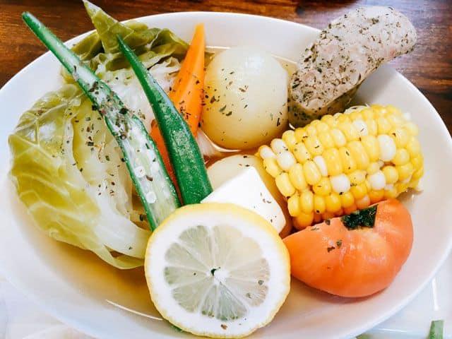 ハッピータイム野菜のポトフ