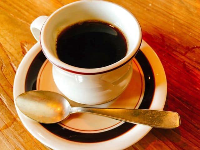 熊谷・レストラン高原のコーヒー
