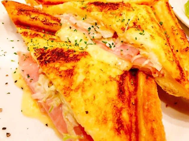 「倉式珈琲店モラージュ菖蒲」でフレンチトースト&サンドイッチモーニング