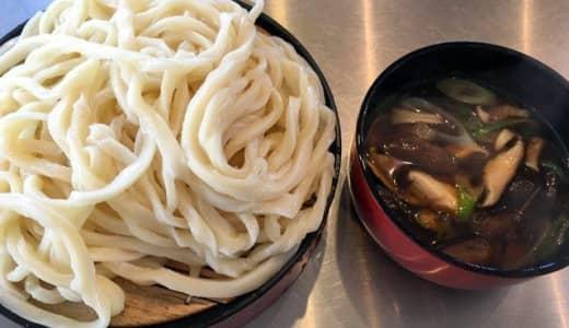 熊谷でオススメのうどん「元祖田舎っぺうどん」
