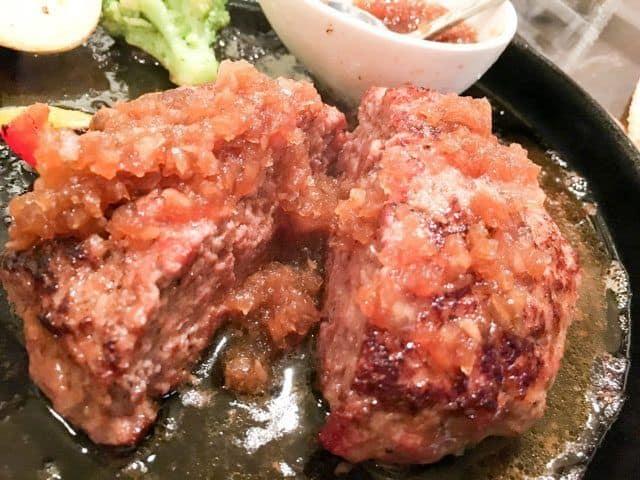 大宮駅西口「洋食ひいき屋 kitchen&wine」で肉汁溢れるハンバーグランチ