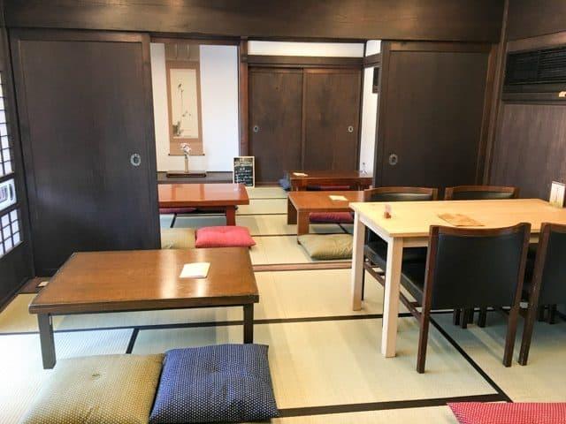 熊谷・のうカフェ座敷