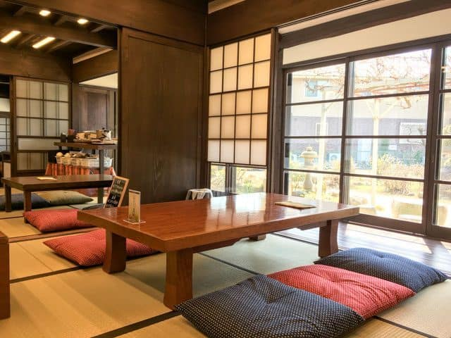 熊谷・のうカフェ縁側
