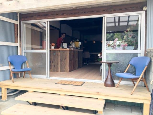 熊谷・妻沼ワイズカフェの入口