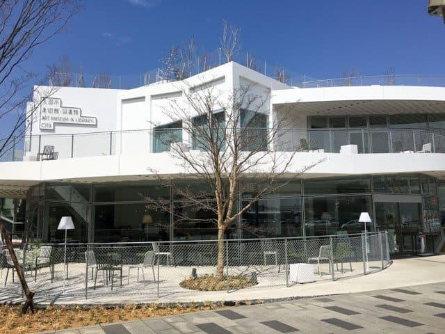 子連れで過ごせる!群馬県太田市美術館・図書館の施設情報
