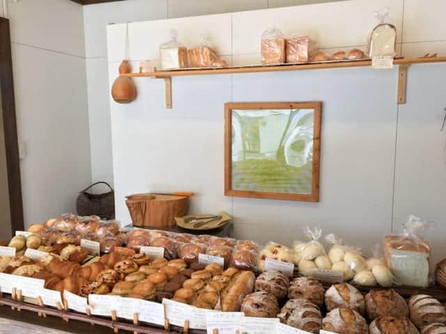 自家製天然酵母と国産小麦のパン屋。太田「Pan Peace(パン ピース)」