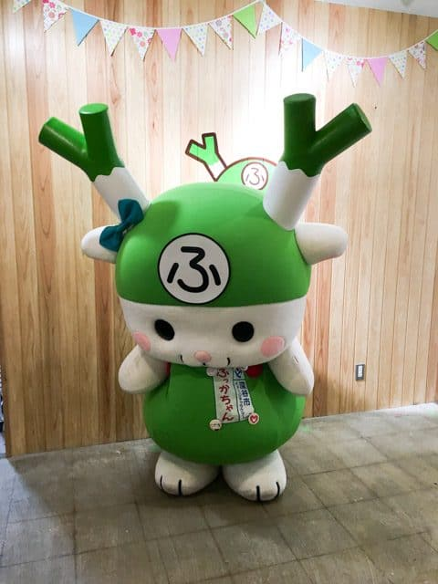 ふっかちゃんミュージアムふっかちゃん登場2
