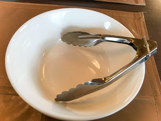 行田・HANIWAの取り皿