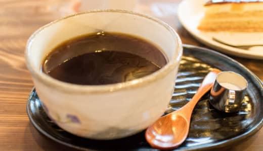 珈琲豆販売とカフェのお店。行田「直火焙煎珈琲 まめや 忍」店内写真とメニュー