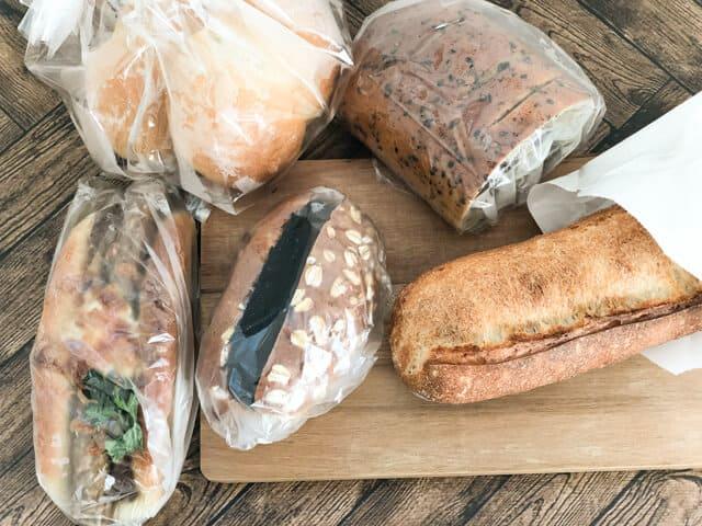 熊谷 小麦の丘のパン
