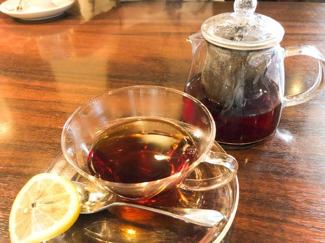 星乃珈琲北本店紅茶