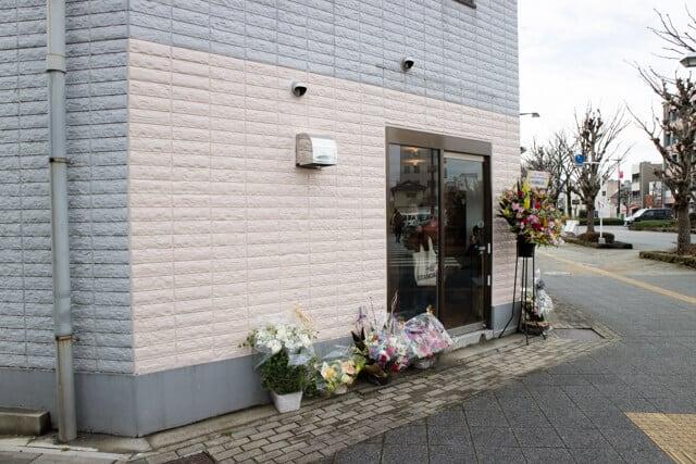 熊谷ホシカワカフェ新店舗Conscience入口