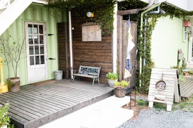 東松山13食堂 外観2