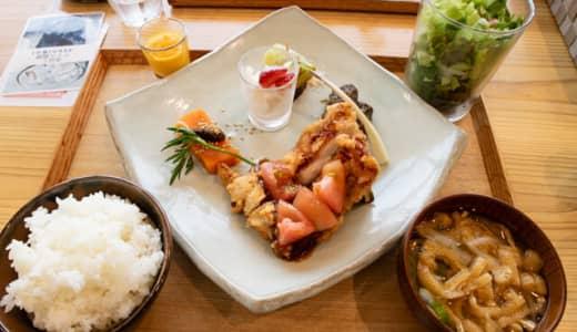 【栃木】新鮮野菜がたっぷり!道の駅ましこ「ましこのごはん」でランチ