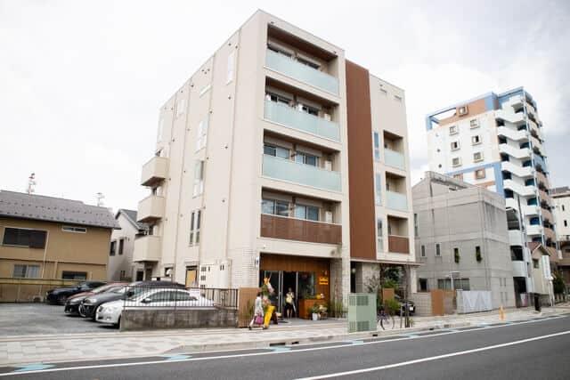 浦和 市役所通り2