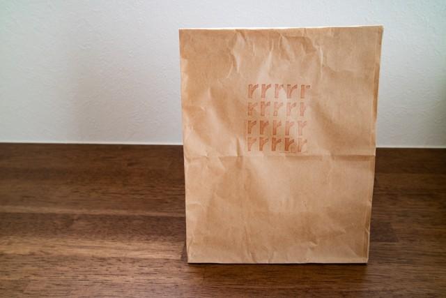 四季菓りょう紙袋
