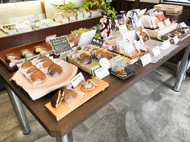 熊谷和菓子店 かんだ和彩 店内2