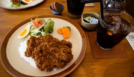 おすすめはスパイシーカレー!熊谷「HIKI CAFE(ヒキカフェ)」でランチ