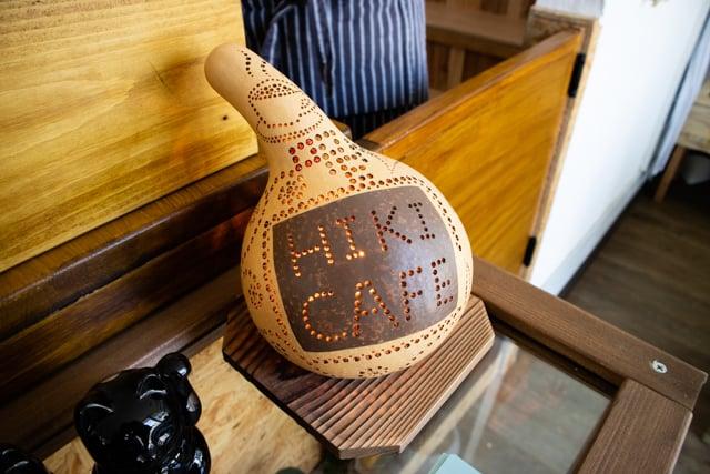 熊谷ヒキカフェの雑貨