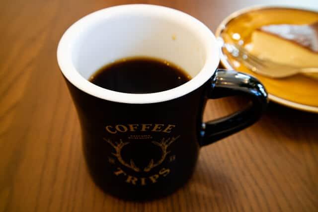 熊谷・COFFEE TRIPS(コーヒートリップス)のハンドドリップ