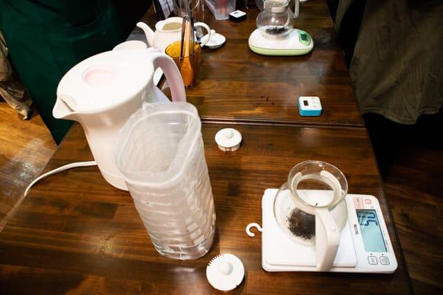 ルヴァン紅茶会実践1