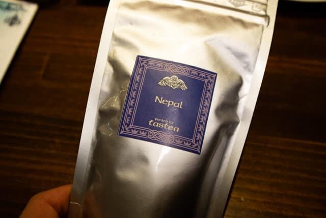 ルヴァン紅茶会ネパール袋