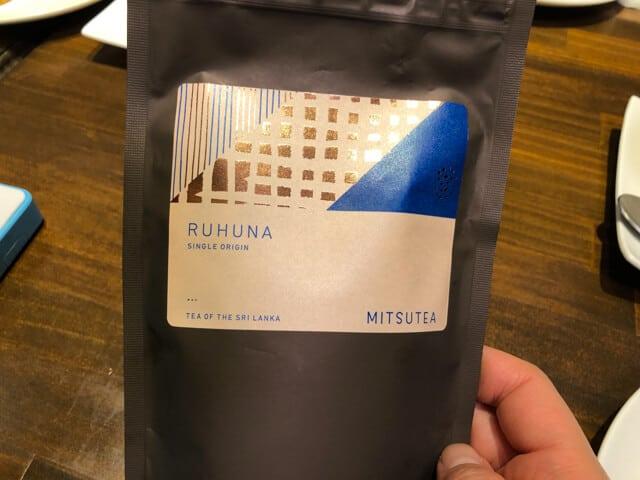 ルヴァン紅茶会ルフナ袋