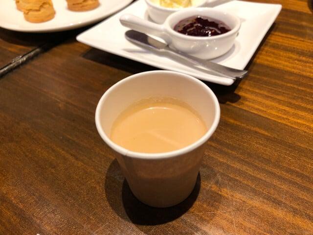 ルヴァン紅茶会ルフナミルクティー