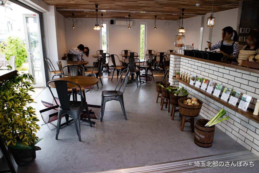 farmycafe店内