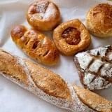 羽生みやび亭で購入したパン