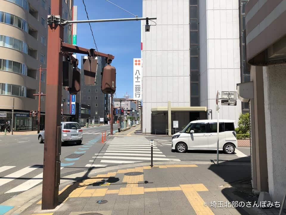 熊谷東横イン交差点