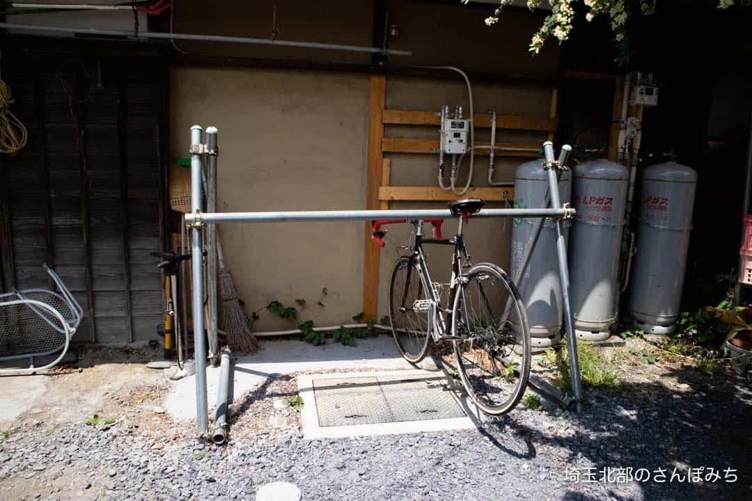 小川町わらしべサイクルラック