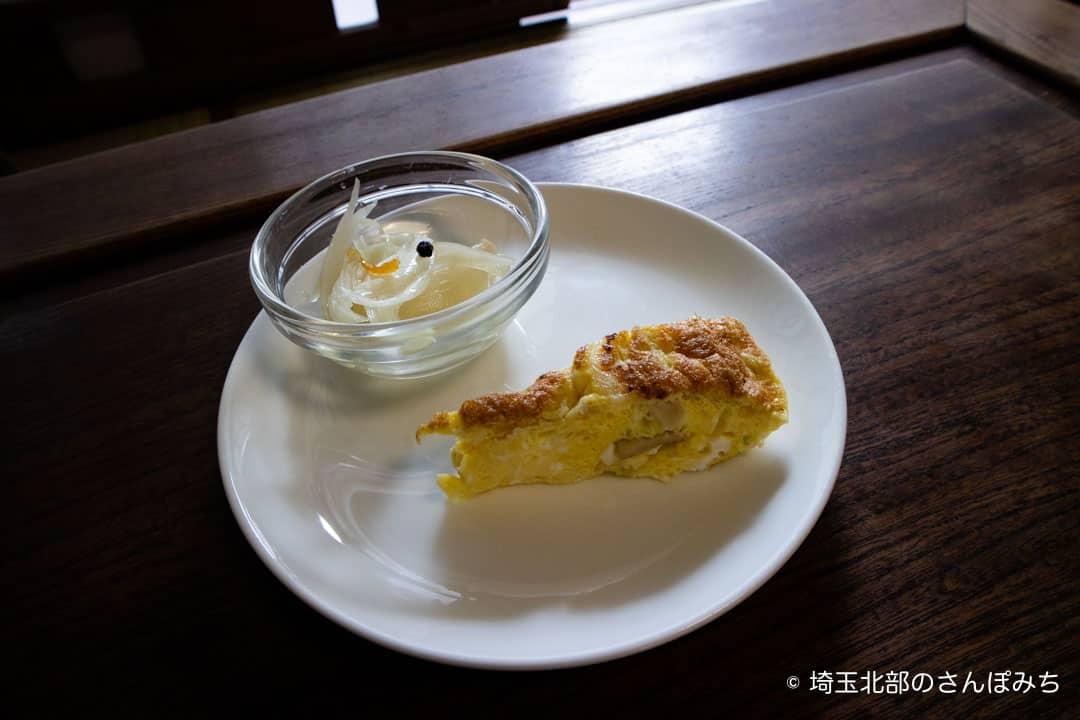 小川町わらしべパスタセット前菜