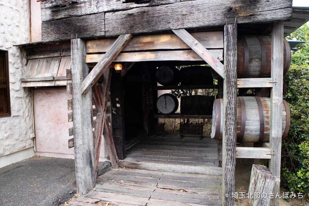 夢街道熊谷店の入口正面