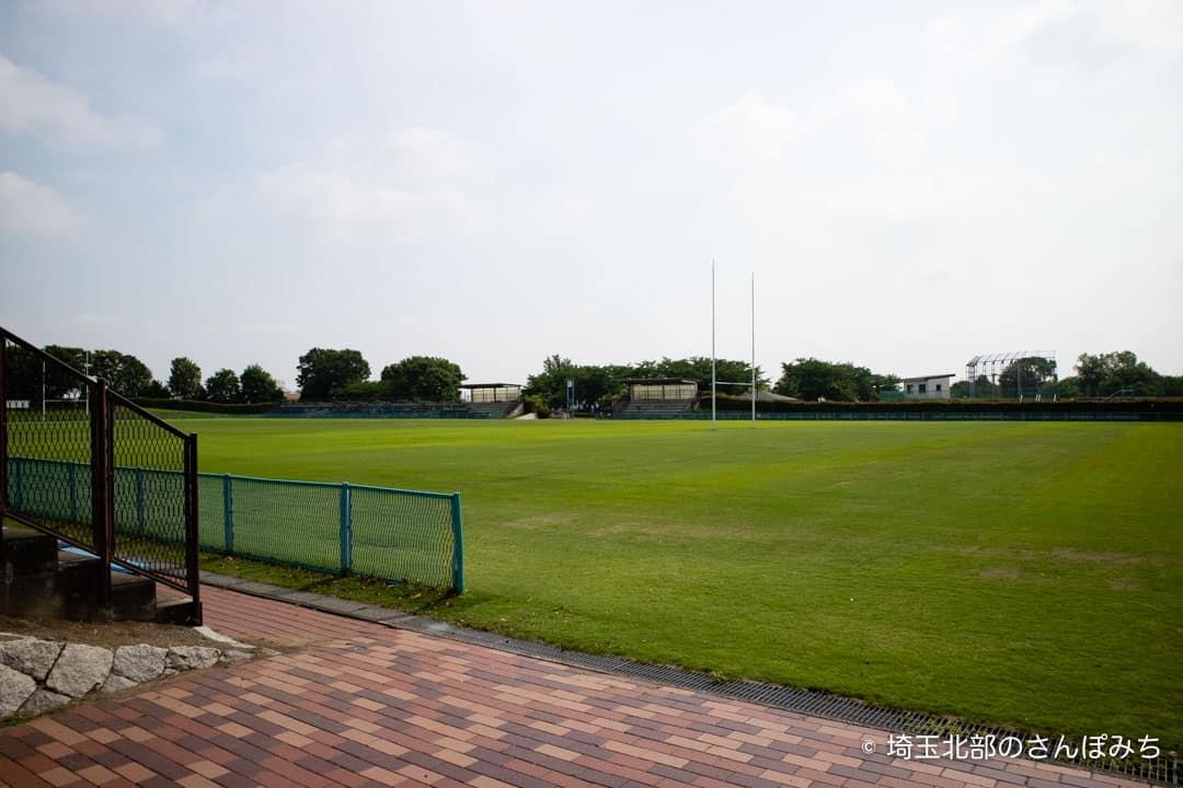 熊谷ラグビー場Bグラウンド