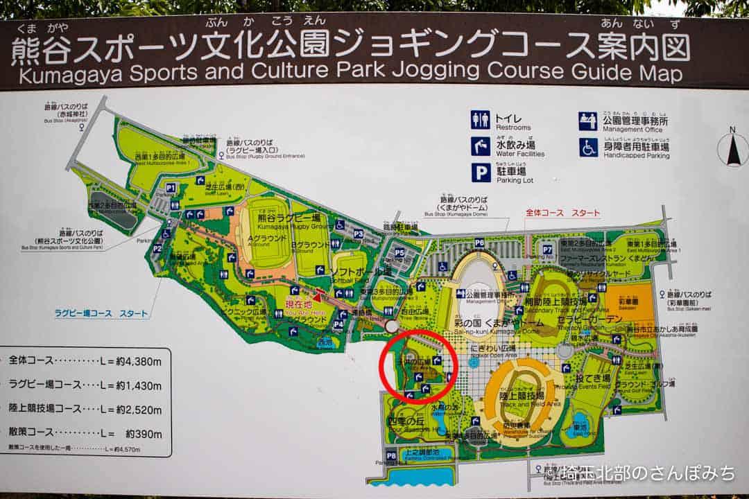 熊谷スポーツ文化公園子供の広場