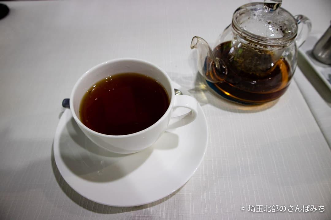 行田カフェ高澤記念館の紅茶