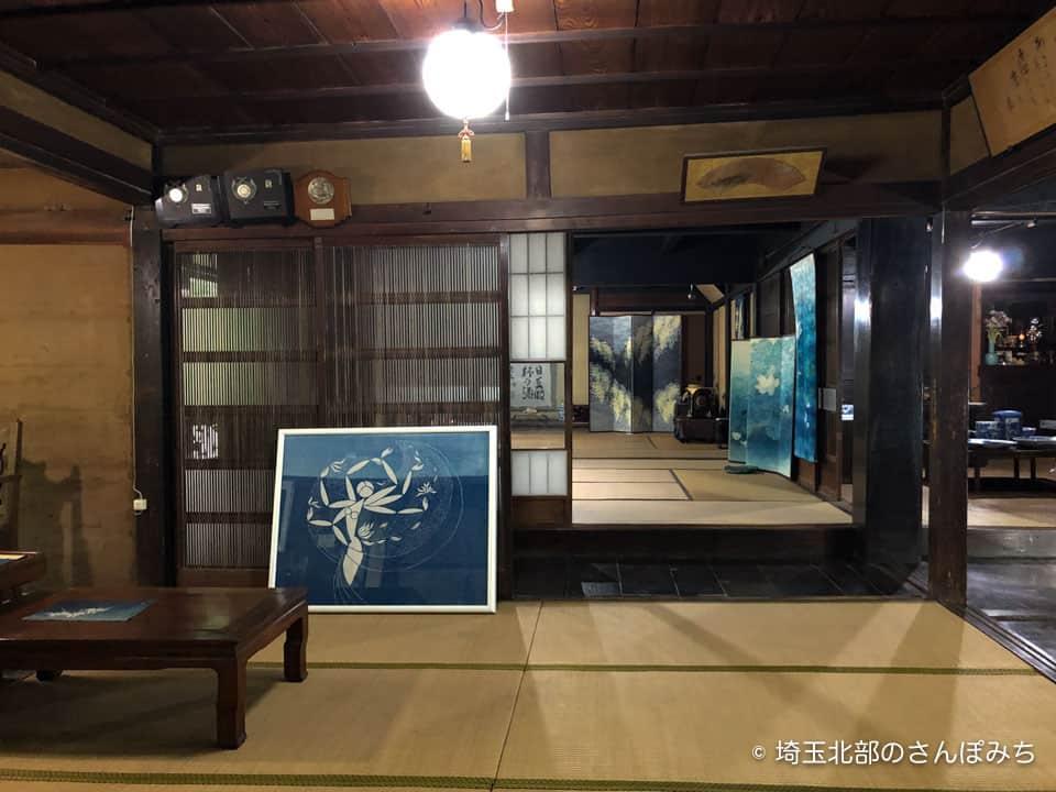 行田カフェ高澤記念館ギャラリー
