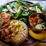 熊谷NEWLANDのオーガニックカフェ「Raw Souk(ロースーク)」でランチ