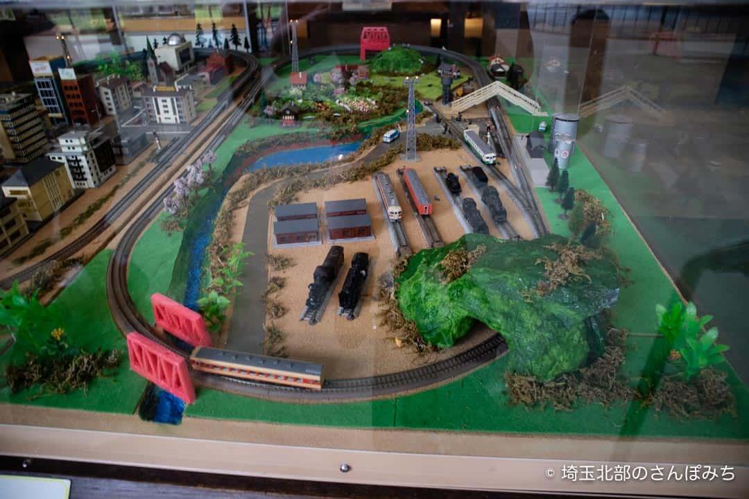 向井千秋記念科学館の模型
