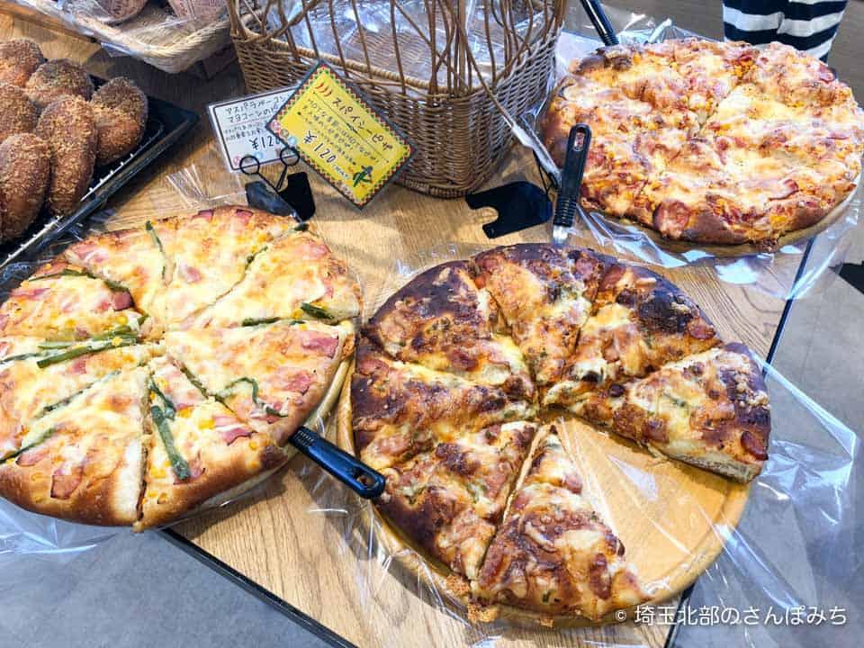 本庄早稲田鎌倉ベーカリーピザ