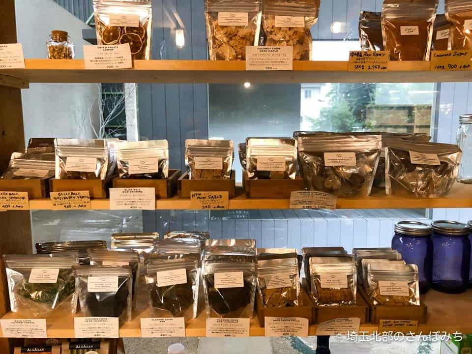 熊谷カフェ・ロースークのロースナック