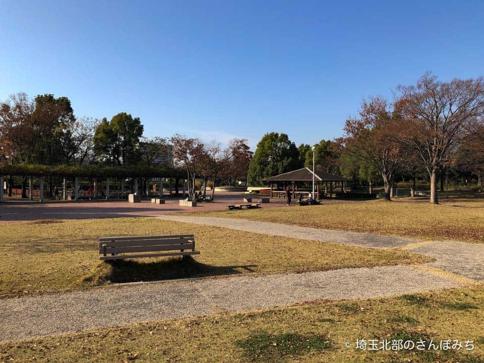 コーヒーと日常の広場(深谷城址公園)